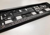 Podložka pod SPZ 3D Peugeot Motion & Emotion