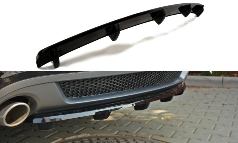 Maxtondesign Středový spoiler pod zadní nárazník Audi A5 S-Line
