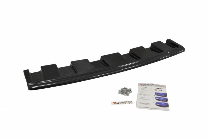 Maxtondesign Středový spoiler pod zadní nárazník AUDI S6 C7 AVANT