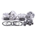 Kované písty ZRP Diamond Series na Audi A3 8P / A4 B7/B8 / A5 / A6 C6 / Q3 / Q5 / S3 8P / TT 8J / TTS 2.0 TSI/TFSI EA113/EA888 - 82.50mm - 9.4:1