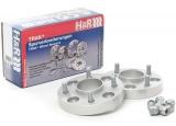 Rozšiřovací podložky H&R DRM50 pro Toyota Land Cruiser Typ J15 se středicími kroužky (středicí náběh 106mm)