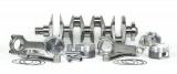 Stroker kit ZRP na Audi A3 / A4 / A6 / S3 / TT 1.8T 20V 06A - vrtání 81,50mm - 9.0:1 (stroker 2.0 - OEM klika)