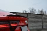 Odtrhová hrana kufru AUDI A7 S-LINE (FACELIFT) Maxtondesign