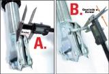 Šrouby na štelování odklonu kol H&R Triple C průměr 14mm / délka 35,0-48,0mm