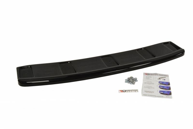 Maxtondesign Středový spoiler pod zadní nárazník AUDI A7 S-LINE (FACELIFT)