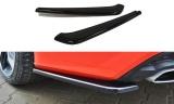 Boční spoiler pod zadní nárazník AUDI A7 S-LINE (FACELIFT)