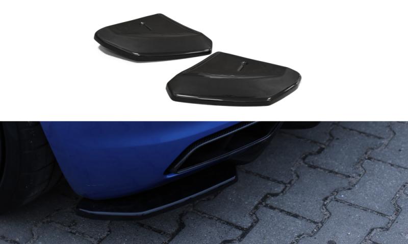 Maxtondesign Boční spoiler pod zadní nárazník Audi R8 II