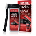 Mothers Back-to-Black Heavy Duty Trim Cleaner Kit - nejúčinější čistič plastů, 355 ml