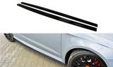 Nástavce prahů Audi RS3 8VA
