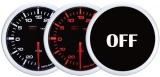 Přídavný budík Depo Racing WA 60mm - tlak oleje