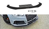Spoiler pod přední nárazník Audi RS3 8VA Sportback