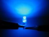 LED palubní deska 286 modrá