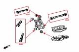 Rear Camber Kit Hardrace Chevrolet Camaro (16-) - pilowball