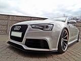Spoiler pod přední nárazník Audi RS5 (model po faceliftu)
