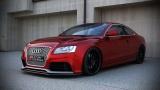 Spoiler pod přední nárazník Audi RS5 (model před faceliftem)