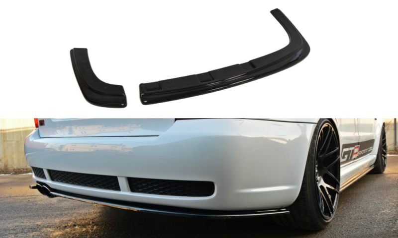 Maxtondesign Spoiler pod zadní nárazník Audi RS4 B5
