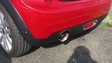Catback výfuk Milltek Mini Cooper Mk3 F56 1.5T (14-) - verze s rezonátorem - koncovka černá Milltek Sport