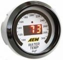 Digitální budík AEM teplota vody