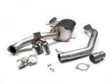 Catback výfuk Milltek VW Jetta 6 GLI 2.0 TSI (11-) - koncovka leštěná