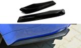 Boční spoiler pod zadní nárazník AUDI RS6 C5 AVANT