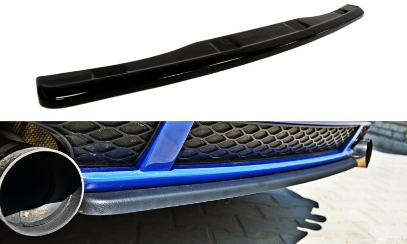 Maxtondesign Středový spoiler pod zadní nárazník AUDI RS6 C5 AVANT