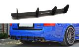Středový spoiler pod zadní nárazník AUDI RS6 C5 AVANT Maxtondesign