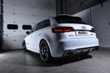 Catback výfuk Milltek Audi RS3 8V MQB Sportback (15-17) - verze s rezonátorem bez klapek - koncovky černé Milltek Sport