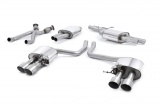 Catback výfuk Milltek Audi SQ5 3.0 TFSI Supercharged (13-16) - koncovky titanové