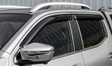 Deflektory - ofuky oken Mercedes X Class - velké