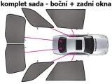 Sluneční clony CarShades Subaru Forester IV