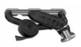 """Termo izolační páska Thermotec 25mm x 15m ricochet černá (titanová) """"lava rock"""""""