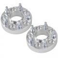 Rozšiřovací podložky pod kola HPP typ B - šířka 25mm, rozteč 5x108/5x108 - středová díra 63,3mm - M12x1,5