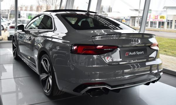 Catback výfuk Milltek Audi RS5 B9 2.9 V6 Turbo Coupe (17-) - verze s rezonátorem - koncovky černé (homologace) Milltek Sport