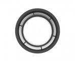 Držák budíku do ventilace Mazda 3 BK (03-09) - 1x budík 52mm