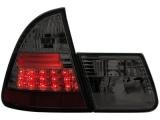 Zadní světla s LED BMW E46 Touring kouřová