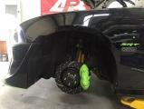 Přední brzdové kotouče EBC GD na Chevrolet HHR 2.0 Supercharged (08-11) EBC Brakes