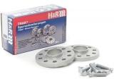 Rozšiřovací podložky H&R DRS20 pro Ford Focus RS Typ DA3, DA3-RS s délkou náběhového kroužku max. 11mm
