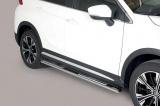 Nerez boční designové nášlapy Mitsubishi Eclipse Cross