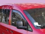 Deflektory - ofuky oken Volkswagen Caddy III - velké