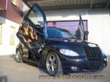 Vertikální otevírání dveří LSD Chrysler PT Cruiser (Cabrio)