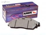 Brzdové destičky zadní Hawk Subaru Impreza WRX/STi (04-14)