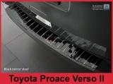 Kryt prahu zadních dveří Toyota ProAce VERSO II - černý grafit lesklý