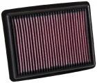 Vložka filtru K&N Honda Civic 9G FK2 2.0 i-VTEC Type R 310PS (15-)
