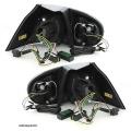 Zadní čirá světla LED dynamický blikač - Litec Volkswagen Golf V Dectane