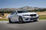 Catback výfuk Milltek BMW 2-Series F87 M2 Competition Coupe (18-) - verze Race - koncovky leštěné