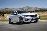 Catback výfuk Milltek BMW 2-Series F87 M2 Competition Coupe (18-) - verze Race - koncovky černé