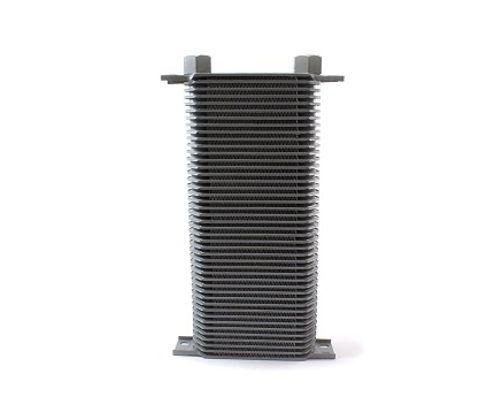 Olejový chladič / chladič oleje Mocal Heavy Duty (HD) 44 šachet 210 (115) x 344 x 51mm (M22x1.5)