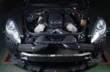 Karbonový kit sání Pipercross V1 na Porsche Panamera 4.8 V8 (10-)