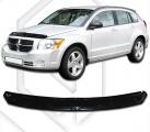 Plexi lišta přední kapoty Dodge Caliber