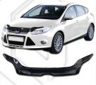 Plexi lišta přední kapoty Ford Focus III HTB